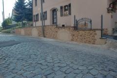 Sockel - Gartenmauern